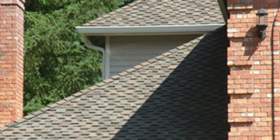 close up image of clean roof in seattle area